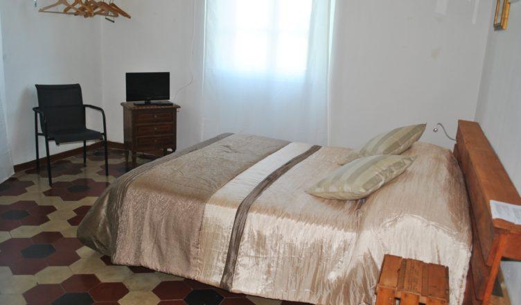 Camera n.4 matrimoniale con bagno in camera