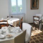 sala colazione ampia B&B Villa Sunrise