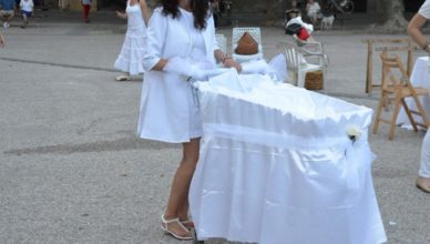 Lucca white party