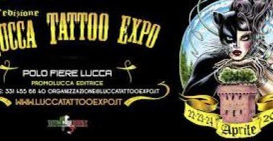 Lucca Tattoo Expo 2016