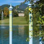 Lago Parco Villa reale Marlia