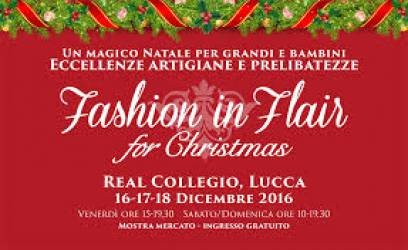 Fashion in Flair Real Collegio Lucca