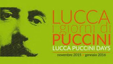 Puccini days 2016 Lucca