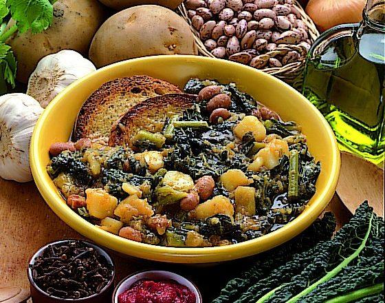 zuppa piatto tipico