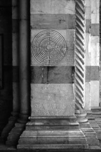 Labirinto Duomo Lucca san martino