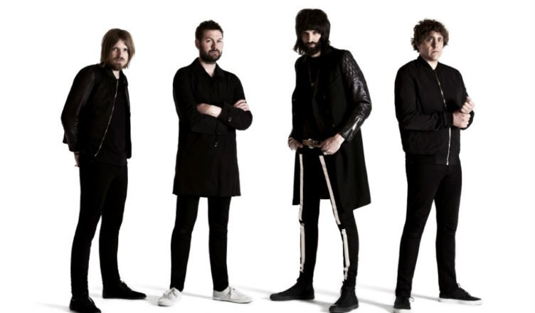 Kasabian concert rock Band Lucca