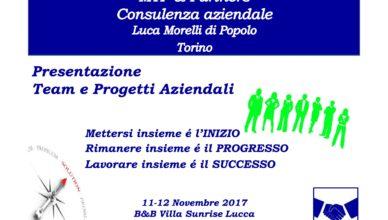 Missione Consulenza Aziendale con Luca Morelli di Popolo