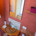 Open space Bathroom double room