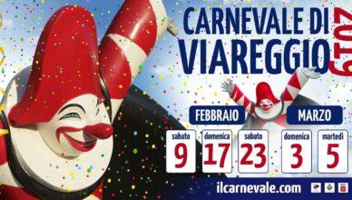 Carnevale di Viareggio 2019