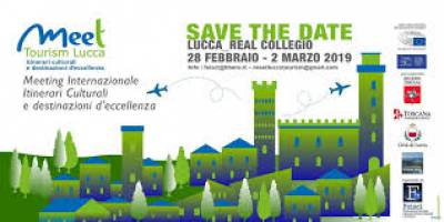 Meeting Turismo Lucca 2019