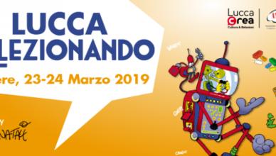Collezionando event Lucca Polo Fiere