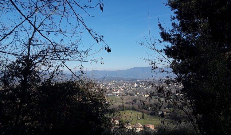 Vista Panoramica Lucca