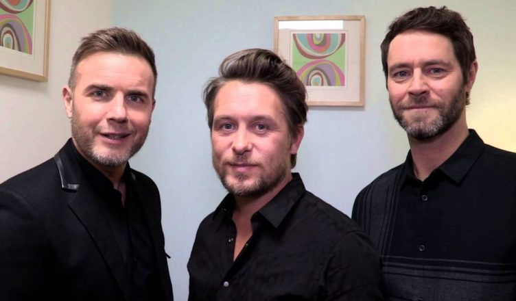 Take That Lucca Summer Festival 2019