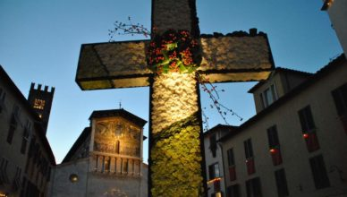 Luminaria Lucca e Festa di Santa Croce